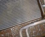 Радиатор блока печки Mitsubishi Galant