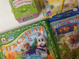 Продам детские игры, азбука, развивающие